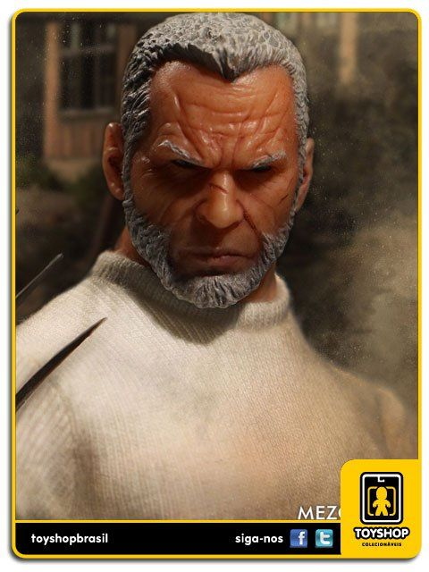 Marvel Old Man Logan One 12 Mezco