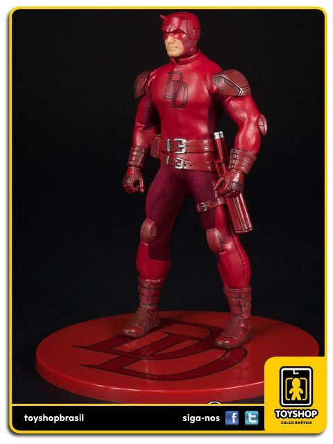 Marvel One 12 Collective Daredevil  Mezco