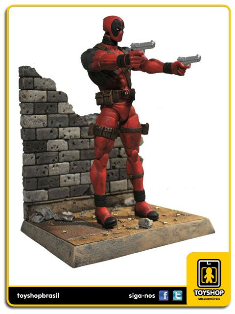 Marvel Select Deadpool Diamond