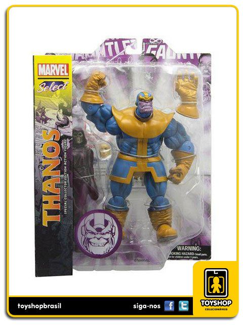 Marvel Select: Thanos - Diamond