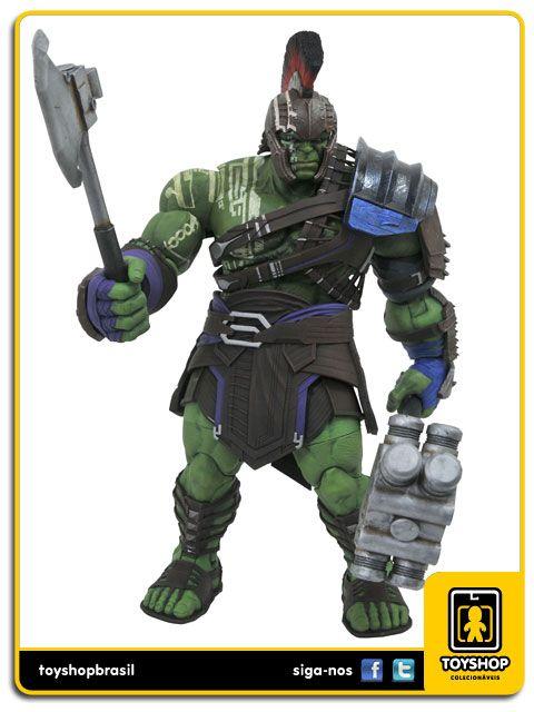 Marvel Select Thor Ragnarok  Hulk Gladiator  Diamond