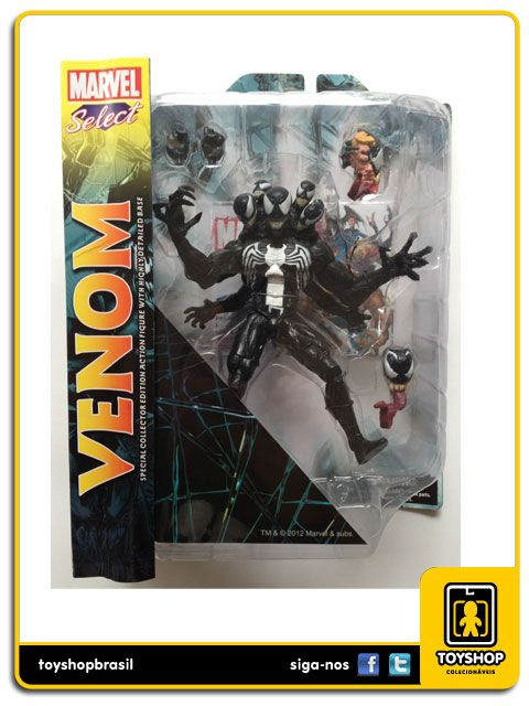 Marvel Select Venom Diamond