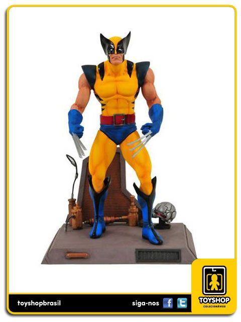 Marvel Select X-Men Wolverine Diamond