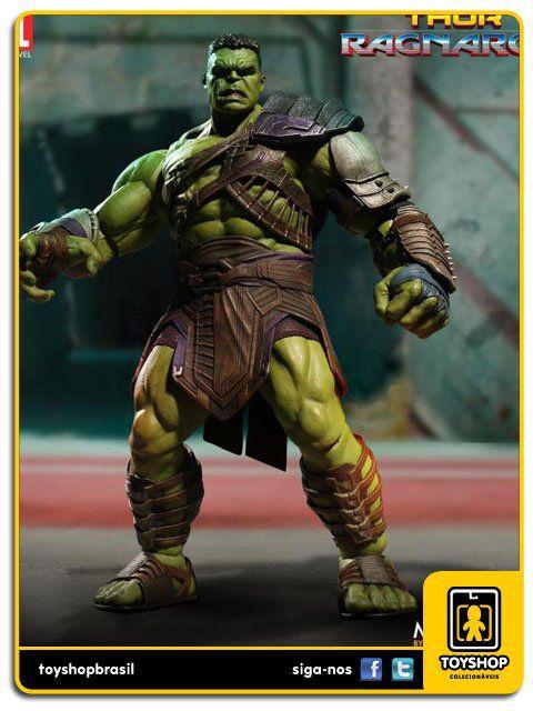 Marvel Thor Ragnarok Hulk  One 12 Mezco