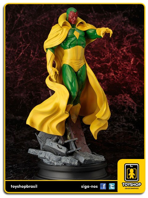 Marvel Vision Fine Art Statue  Kotobukiya