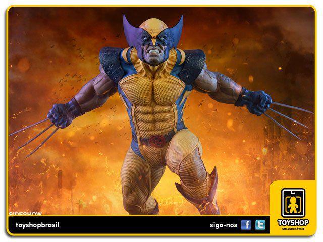 Marvel Wolverine Premium Format  Sideshow Collectibles