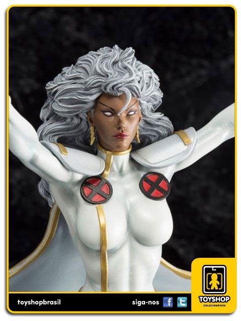 Marvel X-Men Danger Room Sessions Fine Art Storm  Kotobukiya