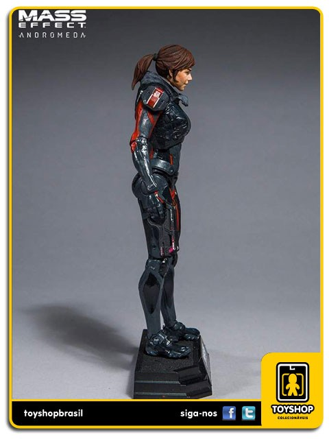 Mass Effect Andromeda Sara Ryder Color Tops Mcfarlane Toys