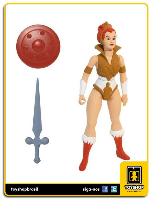 Masters of the Universe: Teela - Super7