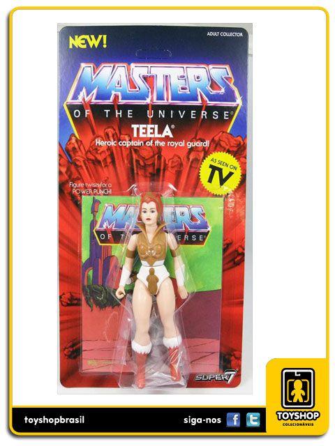 Masters of the Universe: Teela - Super7