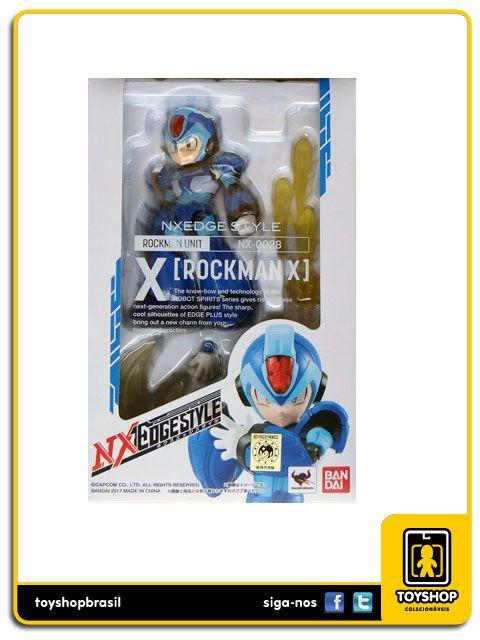 Mega Man X Nxedge Style Bandai