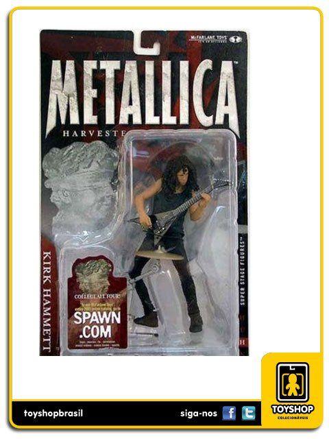 Metallica Kirk Hammett  McFarlane