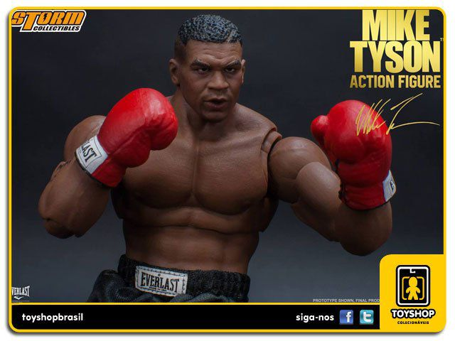 Mike Tyson  Storm Collectibles