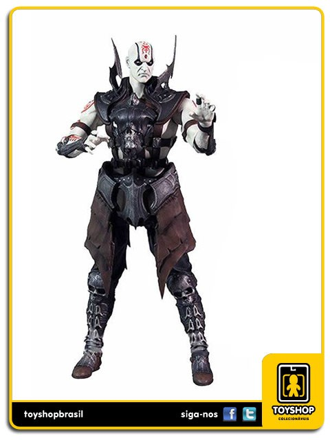 Mortal Kombat X Quan Chi  Mezco