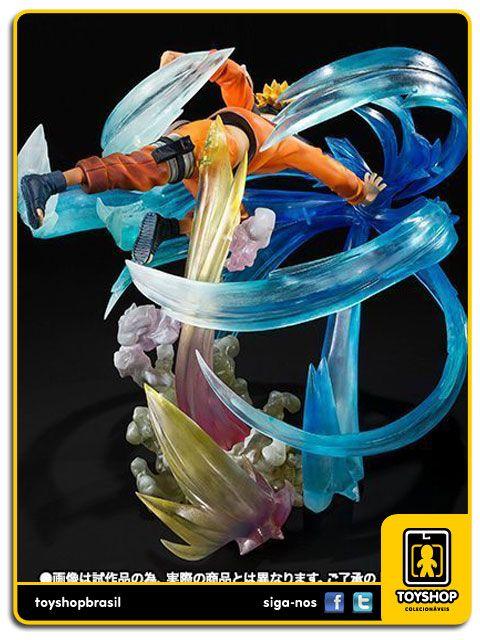 Naruto Figuarts Zero Naruto Uzumaki Kizuna Relation  Bandai