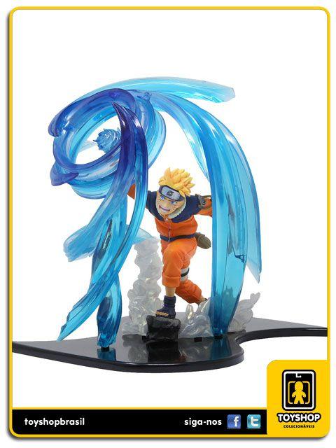 Naruto Figuarts Zero Naruto Uzumaki Rasengan Kizuna Relation Bandai