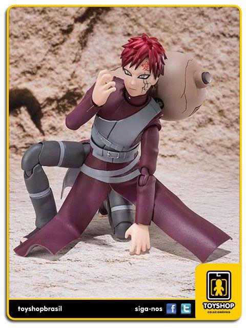 Naruto Shippuden S.H. Figuarts Gaara Bandai