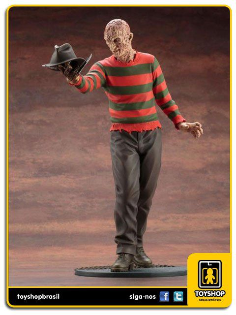 Nightmare on Elm Street 4 Dream Master Freddy Krueger -1/6 Kotobukiya