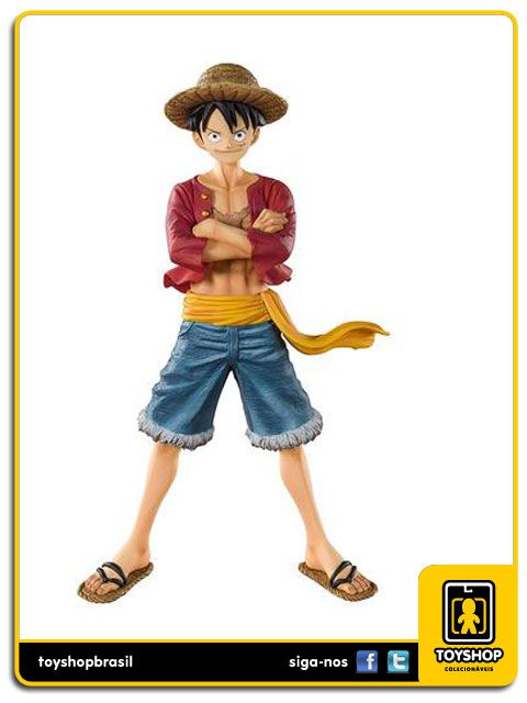 One Piece Figuarts Zero Monkey S Luffy Straw Hat  Bandai