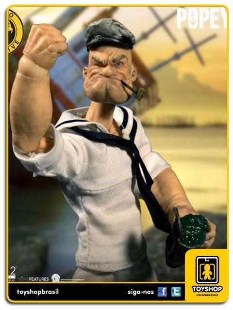 Popeye Exclusivo One 12 Mezco Toys
