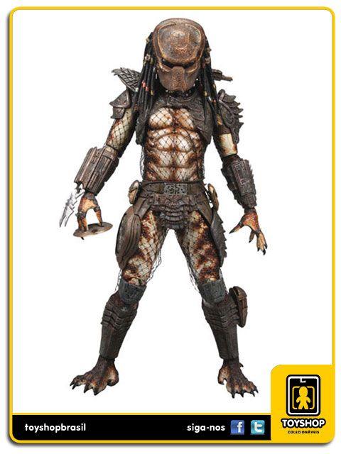 Predator 2 City Hunter  Neca