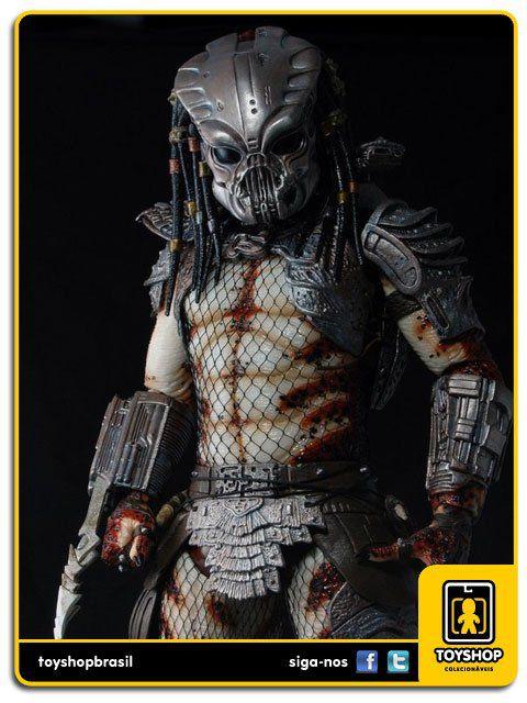 Predator 2 Guardian Predador 1/4 Neca