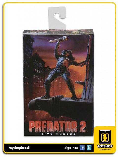 Predator 2 Ultimate City Hunter Neca