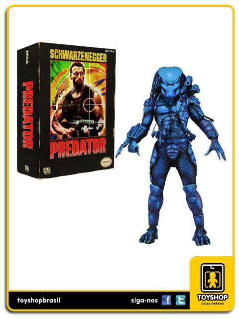 Predator Classic Video Game  Neca
