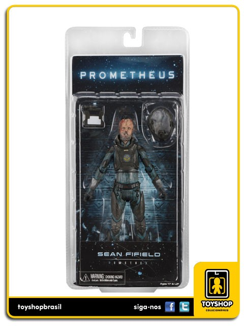 Prometheus Sean Fifield Neca