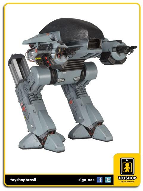 RoboCop Ed-209 Eletrônico com som  Neca