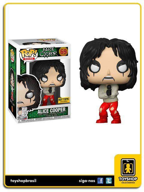 Rocks Alice Cooper Strait Jacket Hot Topic Pop 69 Funko