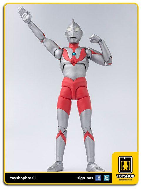S.H. Figuarts Ultraman A Type Bandai