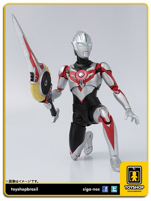 S.H. Figuarts Ultraman Orb Origin Bandai