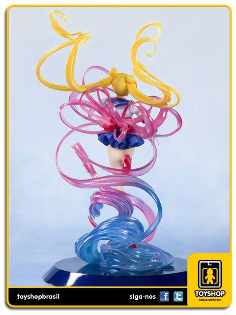 Sailor Moon Figuarts Zero Chouette: Crystal Power Make Up - Bandai