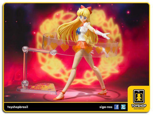 Sailor Moon S.H. Figuarts Super Sailor Venus   Bandai