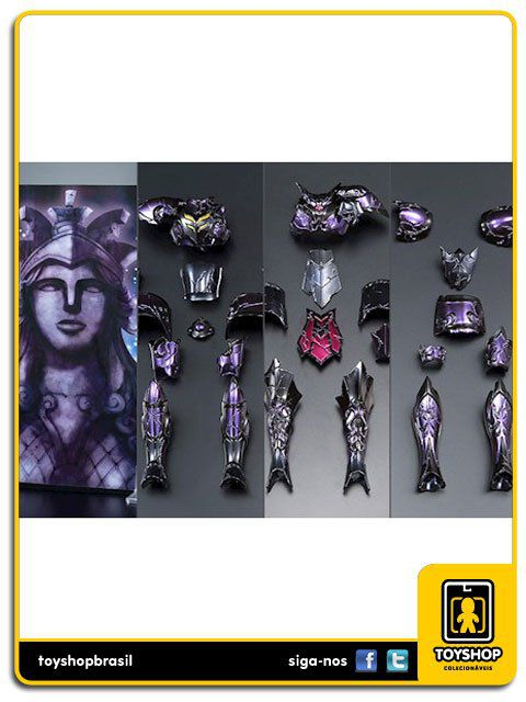 Saint Seiya Broken Surplice Set Cloth Myth EX Bandai