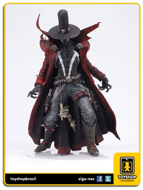 Spawn 27 Spawn Issue 119 Gunslinger  Mcfarlane