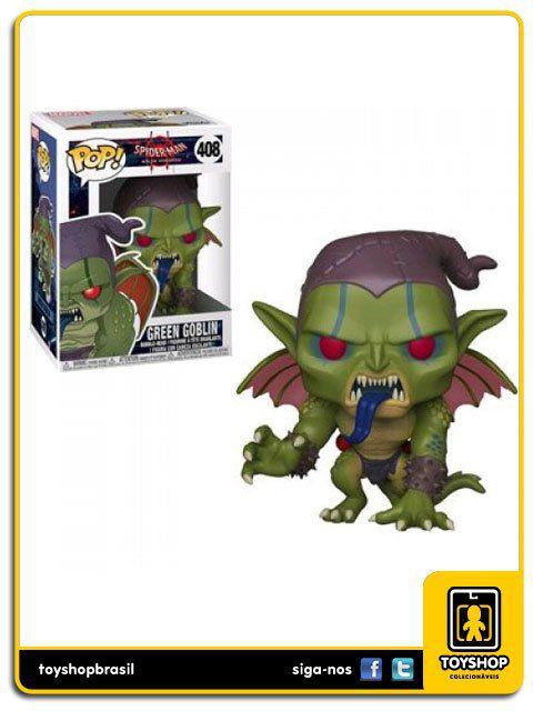 Spider Man Green Goblin 408 Pop Funko