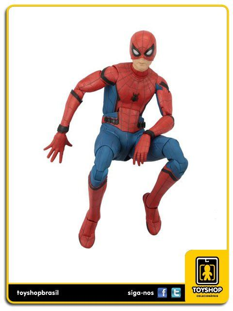 Spider-Man Homecoming Spider-Man 1/4  Neca