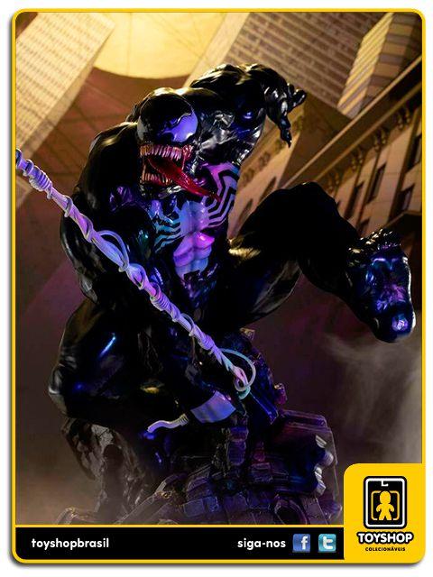Spider-Man Venom Artfx+ 1/6 Premium Statue Kotobukiya