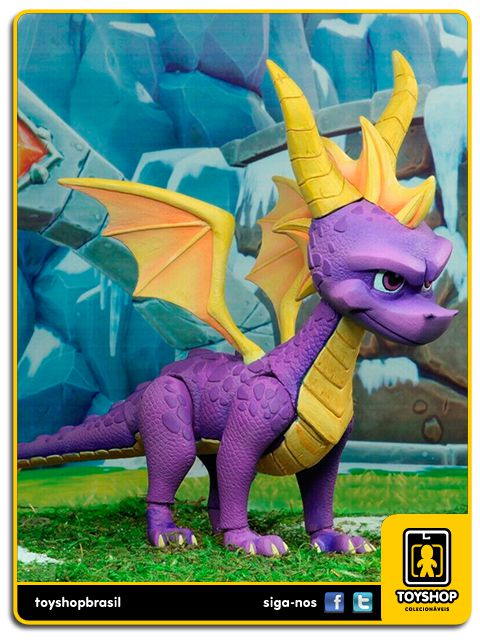 Spyro The Dragon 7