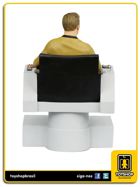 Star Trek Captain James T. Kirk 1/6 Hollywood Collectibles