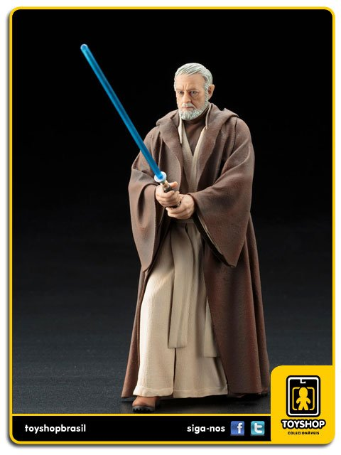 Star Wars A New Hope Obi-wan Kenobi 1/10 ArtFX Kotobukiya