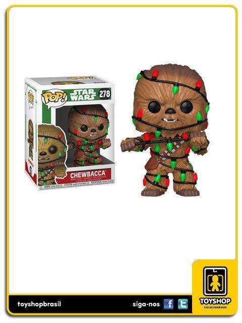 Star Wars Chewbacca Pop Funko