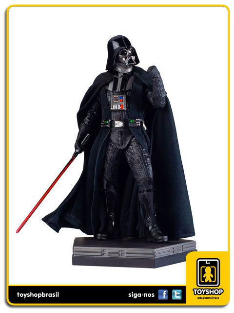 Star Wars Ep. VI Darth Vader Deluxe 1/10 Art Scale Iron Studios