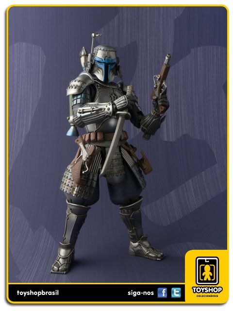 Star Wars Jango Fett Ronin Meisho Movie Realization Bandai