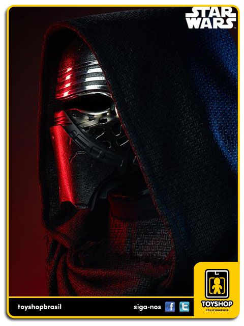 Star Wars Kylo Ren Life Size Bust Sideshow Collectibles