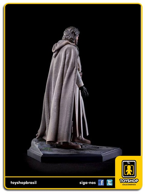 Star Wars Luke Skywalker Old ver. 1/10 Iron Studios