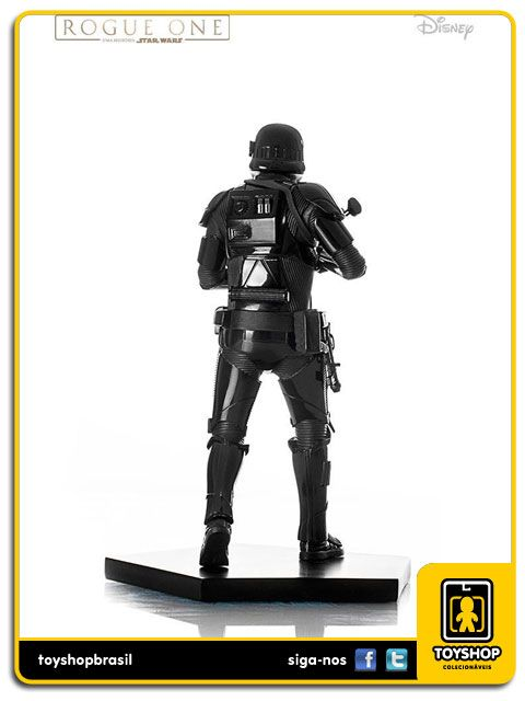 Star Wars Rogue One Death trooper 1/10  Iron Studios