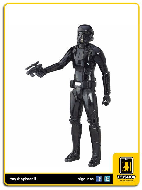 Star Wars Rogue One Death Trooper 30cm Hasbro